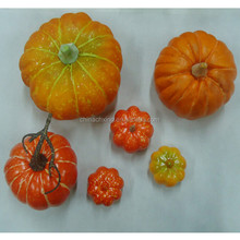 Artificial Pumpkin Gourd Fake Fruit Faux Vegetables Decor and thanksgiving autumn