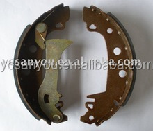 Toyota brake shoe