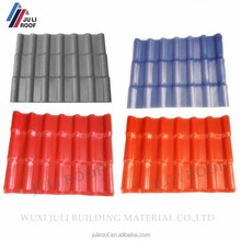 China Best Price Decorative Outdoor Roof Building Materials lightweight Synthetic Resin Roof Tile
