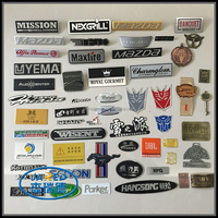 Custom Logo Factory Price Decorative Metal Aluminum plate