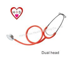 popular cute stethoscope red color