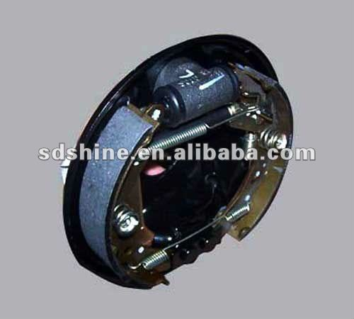 Chery S11,QQ3 Parts RR brake-RH,Right rear brake assembly,rear brake,S11-3502020AB