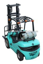 1-3.5t LPG Forklift with NISSAN K25 engine