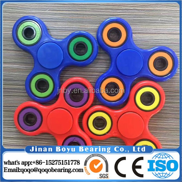 608 bearing and hand spinner premium copper metal cnc made