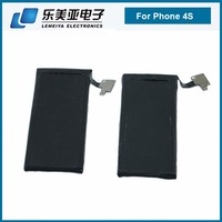 Emergency charging phone battery for phone 4S and original charger cellphone batery for phone 4s