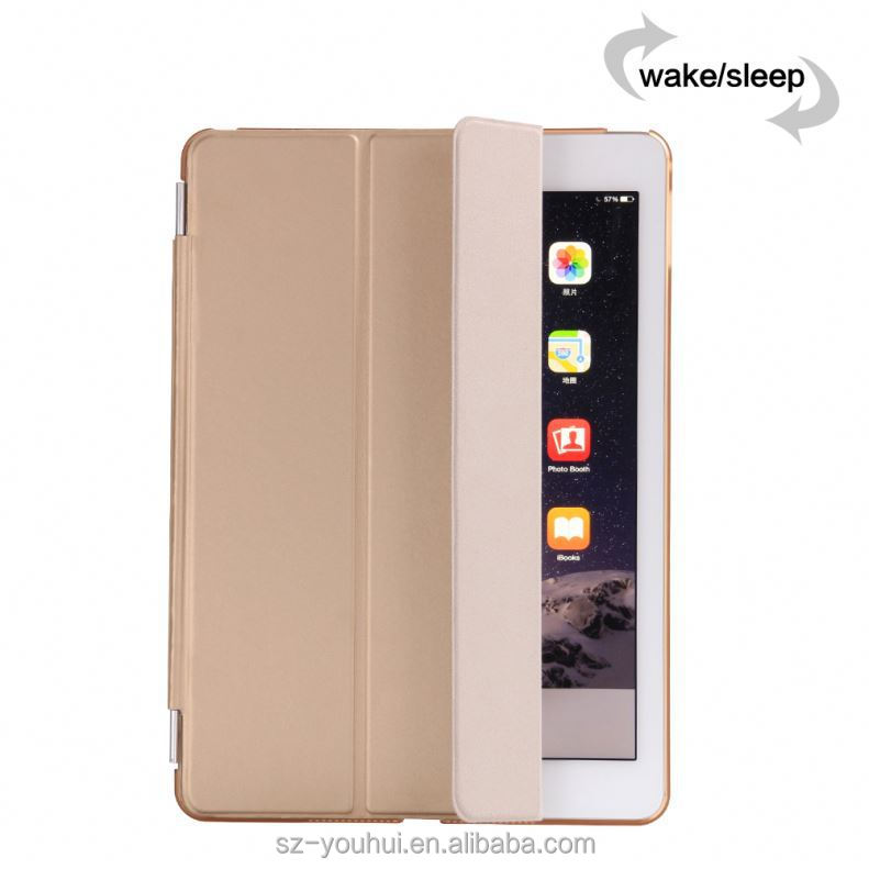 High Quality Wholesale Classic Pu Leather Csse Case For Apple Ipad Air 2
