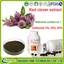 Chinese hebal medicine red clover extract for antibiotic
