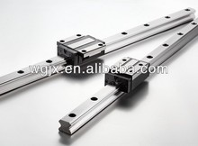 Chinese Linear guide rail TRH15-TRH45 witch can exchange HIWIN Linear rail