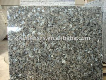 Blue pearl granite tile slabs and countertops 24x24 granite tile