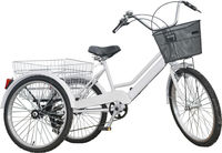TRICYCLE-trike-three wheel bicycle