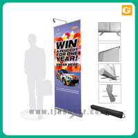Advertising Retractable Banner 80 200cm Roll