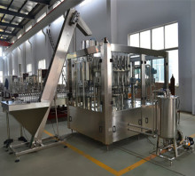 Hot recommended Sold out of stock PFM25 Fruit juice tea drink production line