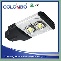 100W COB LED Street Light,Bridgelux chip,Meanwell driver,5 years warranty