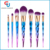 2017 Beauty Trend Makeup Brush Kit Makeup Brush Set Changing Color Makeup Brushes