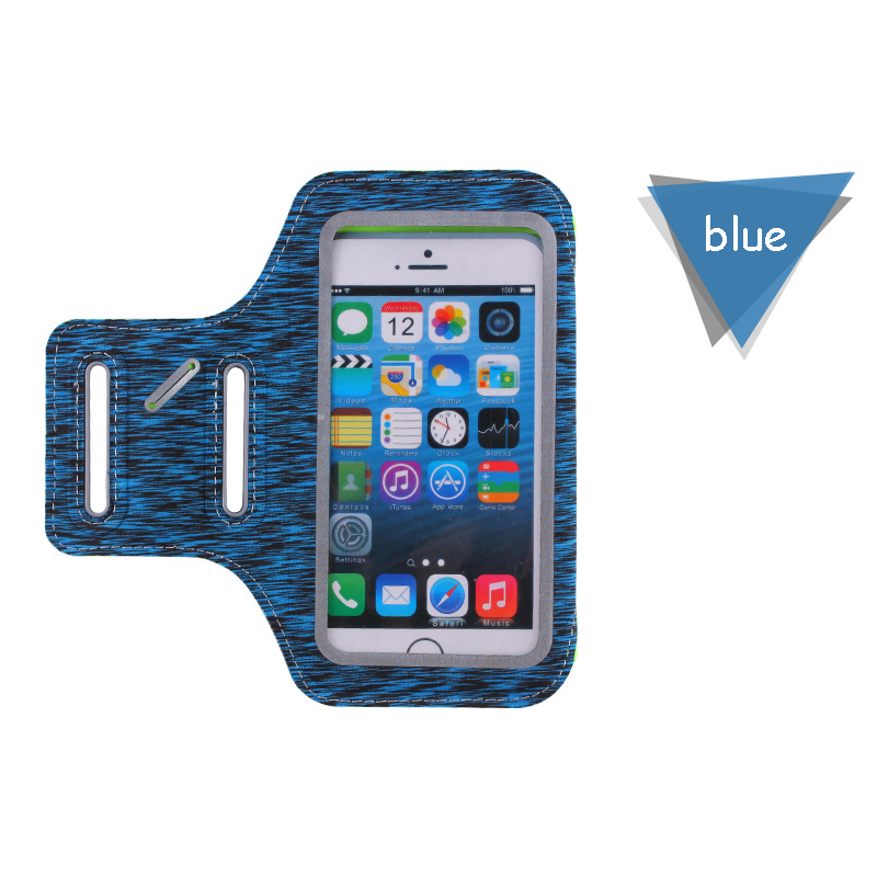 Universal Mobile Phone Jogging Running Arm Band Holder Case for phone 6 Plus