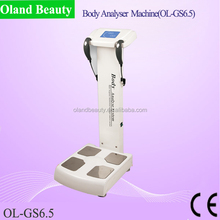 IC card jack/Fat control/health evaluation/body composition analysis machine