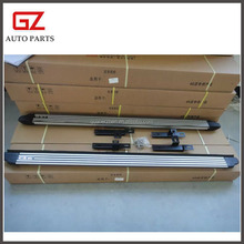 Bumper step pad for AUDI Q5 rubber strip side bar running board