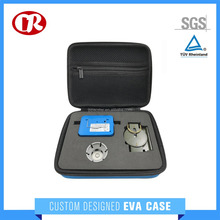 Professional custom hard durable practical eva tool case with insert