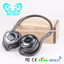 wearable sport headset,stylish bluetooth headphone,earphone for trip