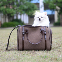 Lovoyager Pet Products factory wholesale fashion stock pet carrier airline approved small dog tote bag