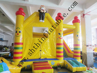 2014 inflatable bounce castle, inflatable jumping castle for sale