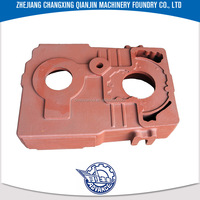 China High Quality Machinery Equipment Parts HCF2400 heavy-truck transmissions investment casting product