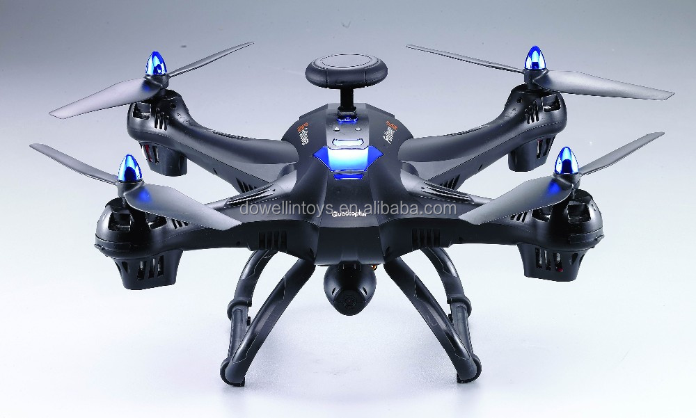 DWI Dowellin Top sale 5.8Ghz GPS professional Follow me Drone with 2MP HD Camera Wifi
