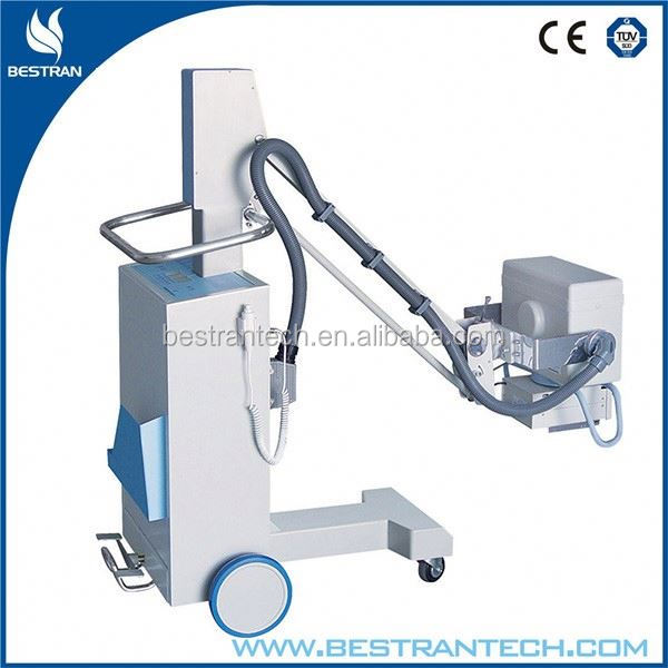 Factory sales CE ISO hospital 2.5kW mobile chest x ray machine