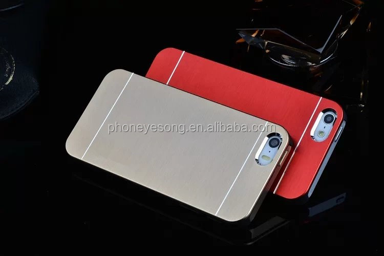 Aluminum for iphone 5 metal hard case/for iphone 5s hard case