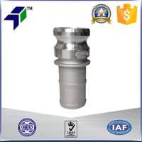 Hot sale competitive Camlock Hose Shank Coupling type E