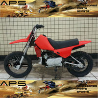 New Model 2-Stroke PW80 80cc Engine Mini Dirt Bike for Kids