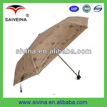 21 Inches Folding Ladies Sunny Umbrella High Quality Standard Size Umbrella