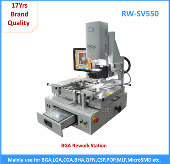 Alibaba china store Integrated infrared welding system BGA rework removal iron infrared preheating Shuttle Star SV550