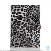 New Leopard Pattern PU Stand Book Leather Tablet Case For iPad Pro 9.7 inch
