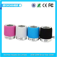Hot portable mini bluetooth speaker with hands free call alibaba in dubai