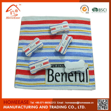 Brand in China manufacture cheap top 100% cotton towel fabric rolls