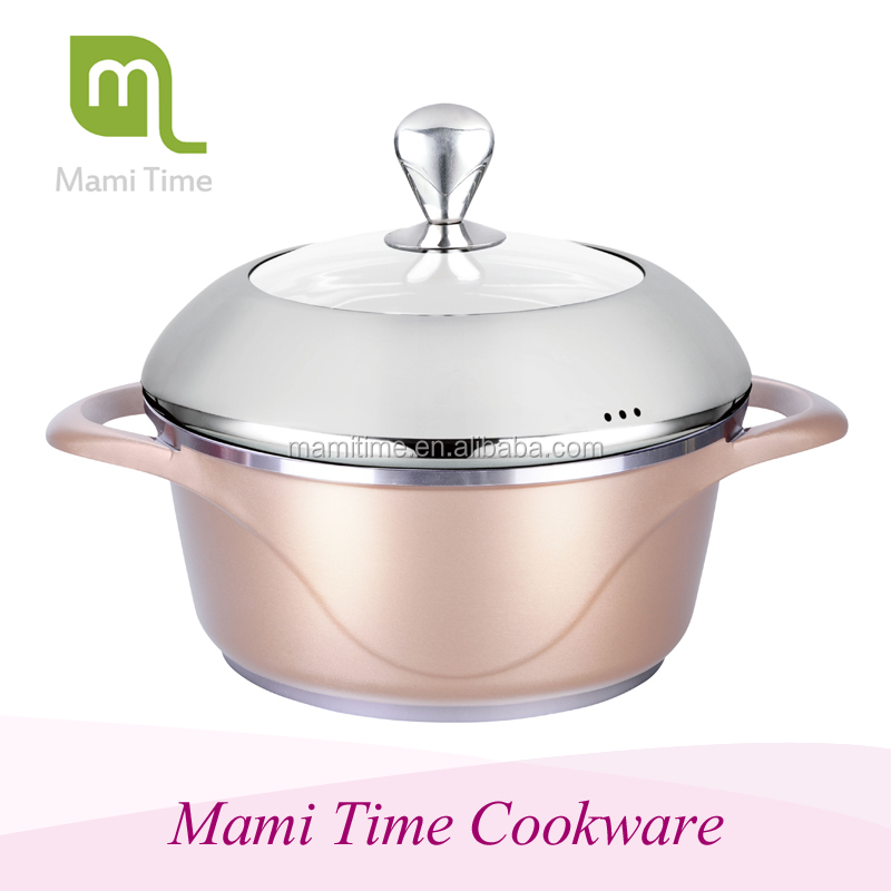 TV shopping products home cooking die casting aluminum casserole