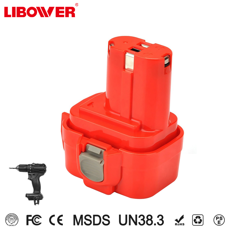 9.6V Ni-MH POWER TOOL BATTERY FOR Makiita 192019-4,192534-A, 9100,9100A, 9101,9101A,9102, battery