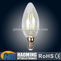 Custom power pollution free low weight led globe light bulbs