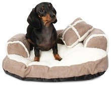 luxury comfortable dog bed, high quality dog bed