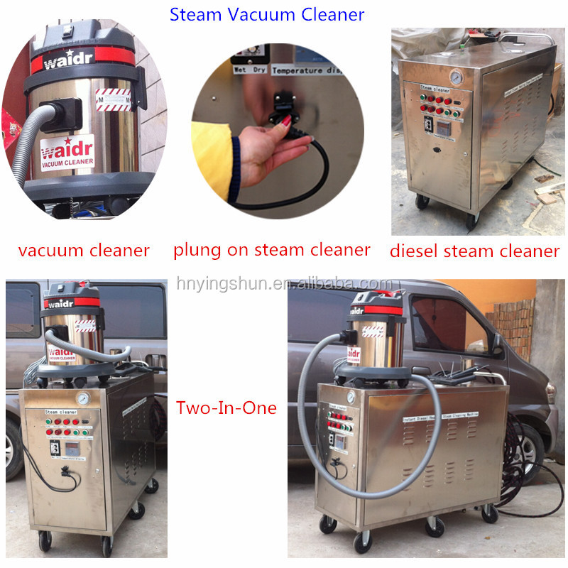 Diesel ce approved mobile industrial steamer for auto vapor heater industrial steamer for cars for Interior care carpet cleaning bend