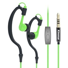 Beautiful Wired 10mm Speaker MP3 Payer Sport Waterproof Ear Hook Earphone