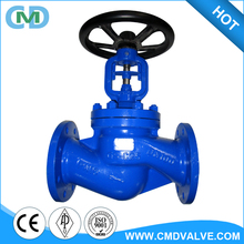 Globe Type Steam Bellows Seal Stop Valve