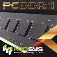 Wholesale memory DDR4 2133mhz 8GB pc ram for desktop computer