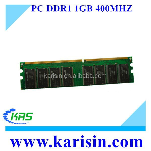 Top selling PC ddr1 1gb memoria ram in lowest price