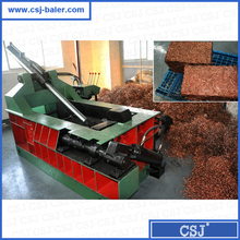 more than 20 years factory supply CE certificate used scrap metal compactor