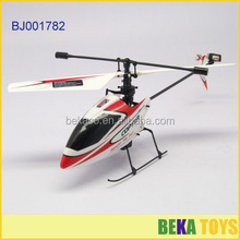 New arrival wholesale 4 channel 2.4G 911 single propeller rc helicopter