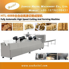 Food Machinery Fully Automatic High Speed Cereal Bars Forming And Cutting Line With Factory Price