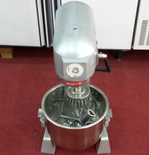 Complete bakery equipment supply used commercial cake mixer with factory price