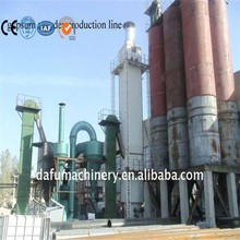 Fully automatic gypsum powder plant with 120 tons/day production capacy